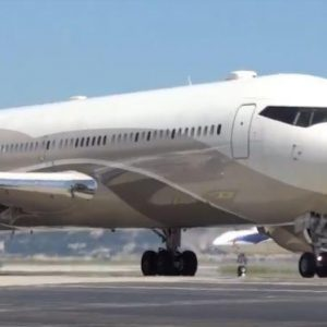 Boeing 767-33A/ER owned by Roman Abramovich