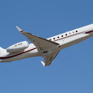 Embraer Legacy 600 private jet