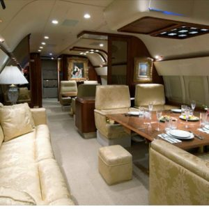 Gulfstream III owned by Tyler Perry