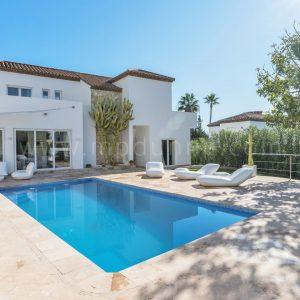 Villa in Gated Community Nueva Andalucia