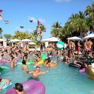 Miami Pool Party