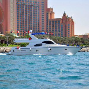 Amwaj Al Bahar Boats and Yachts Chartering