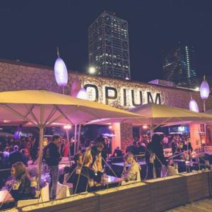 Opium Barcelona: the international beach club