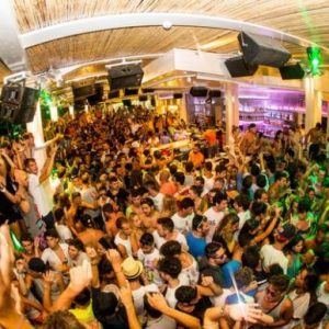 Clubs and discos in Mykonos